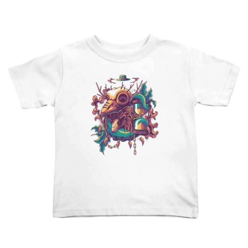Hope in Nightmare Kids Toddler T-Shirt by anggatantama's Artist Shop