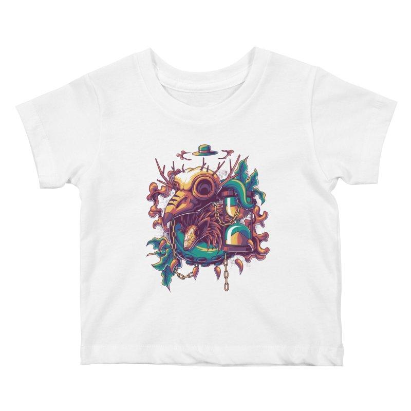 Hope in Nightmare Kids Baby T-Shirt by anggatantama's Artist Shop