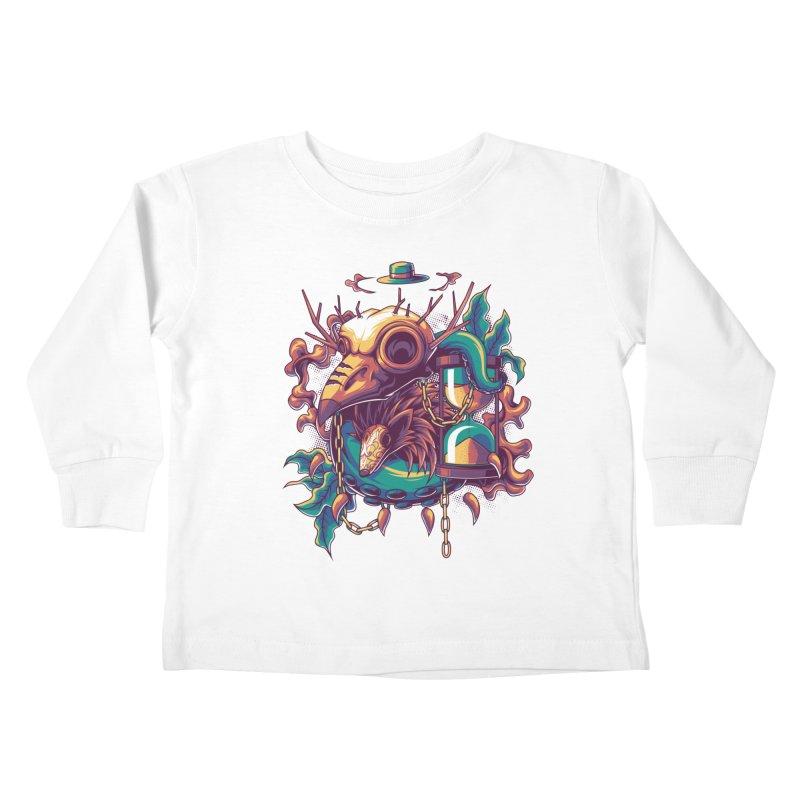 Hope in Nightmare Kids Toddler Longsleeve T-Shirt by anggatantama's Artist Shop