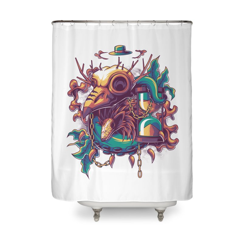 Hope in Nightmare Home Shower Curtain by anggatantama's Artist Shop