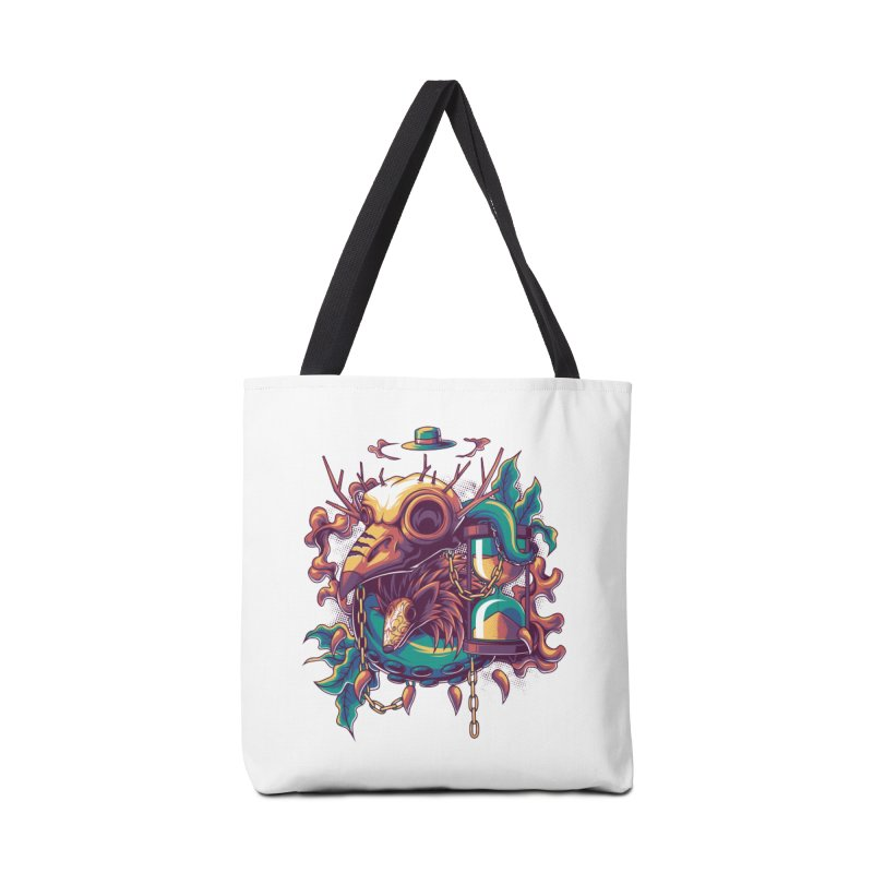 Hope in Nightmare Accessories Bag by anggatantama's Artist Shop