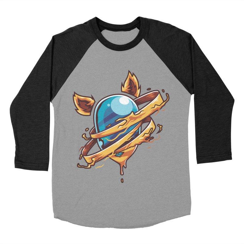 Stubborn Women's Baseball Triblend T-Shirt by anggatantama's Artist Shop