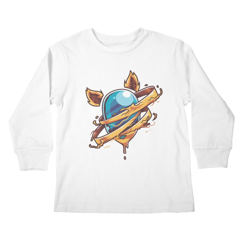 Stubborn Kids Longsleeve T-Shirt by anggatantama's Artist Shop