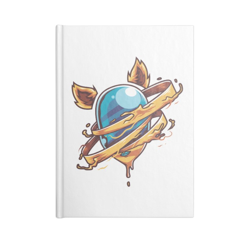 Stubborn Accessories Notebook by anggatantama's Artist Shop