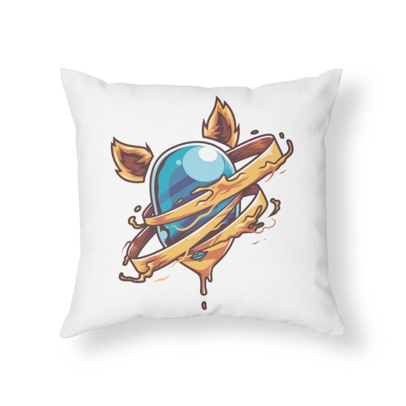 Stubborn Home Throw Pillow by anggatantama's Artist Shop
