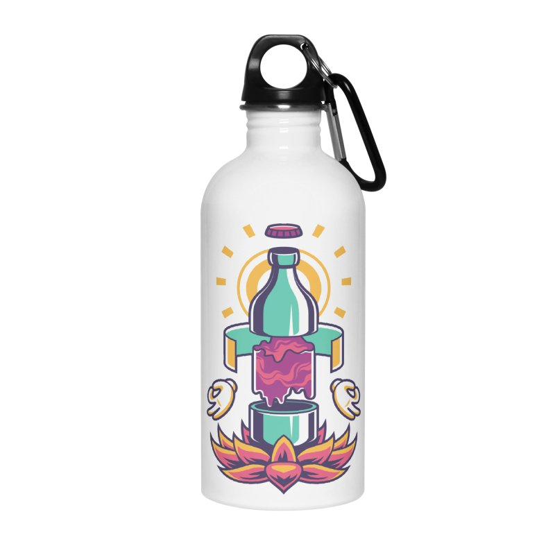 Cola Accessories Water Bottle by anggatantama's Artist Shop