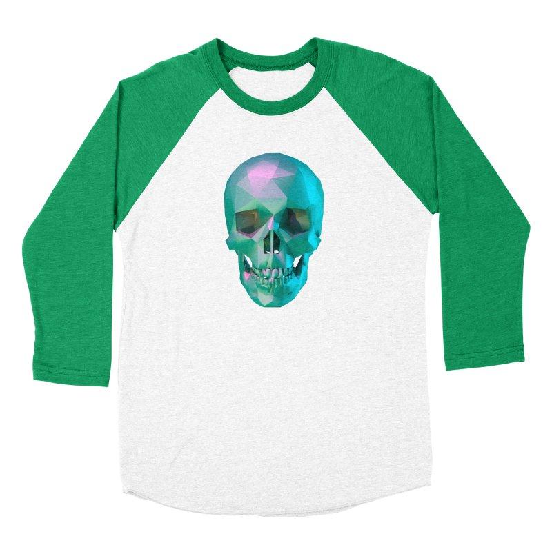 After Life Women's Baseball Triblend T-Shirt by Angie Jones