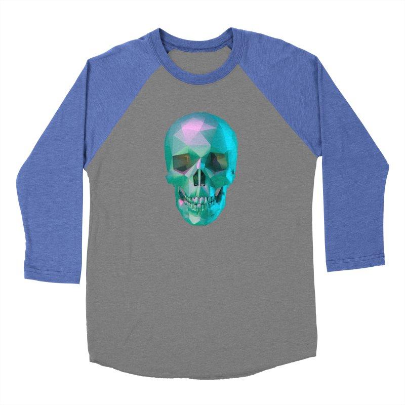 After Life Men's Baseball Triblend T-Shirt by Angie Jones