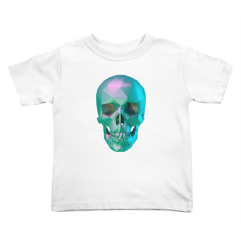 After Life Kids Toddler T-Shirt by Angie Jones