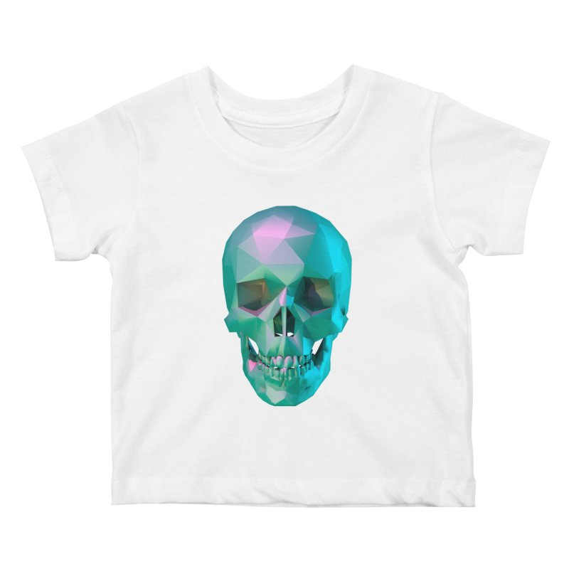After Life Kids Baby T-Shirt by Angie Jones