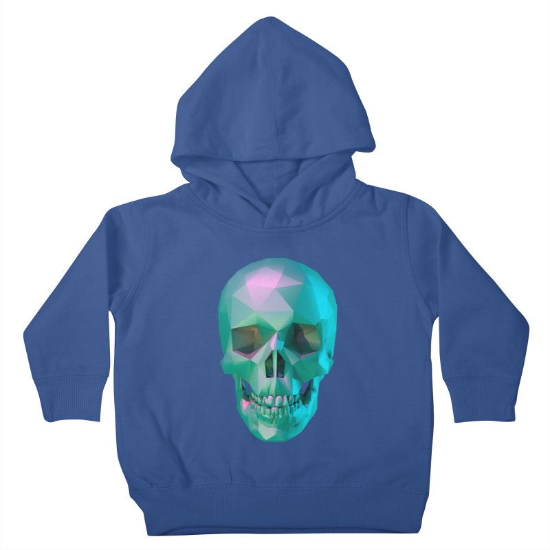 After Life Kids Toddler Pullover Hoody by Angie Jones