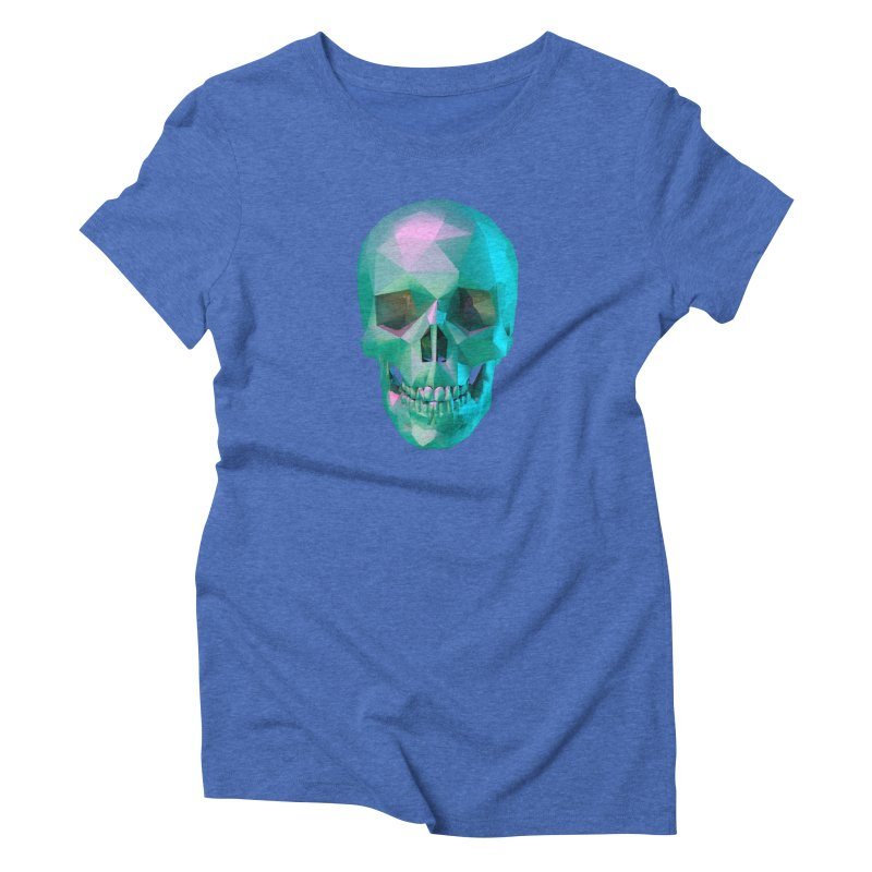 After Life Women's Triblend T-Shirt by Angie Jones