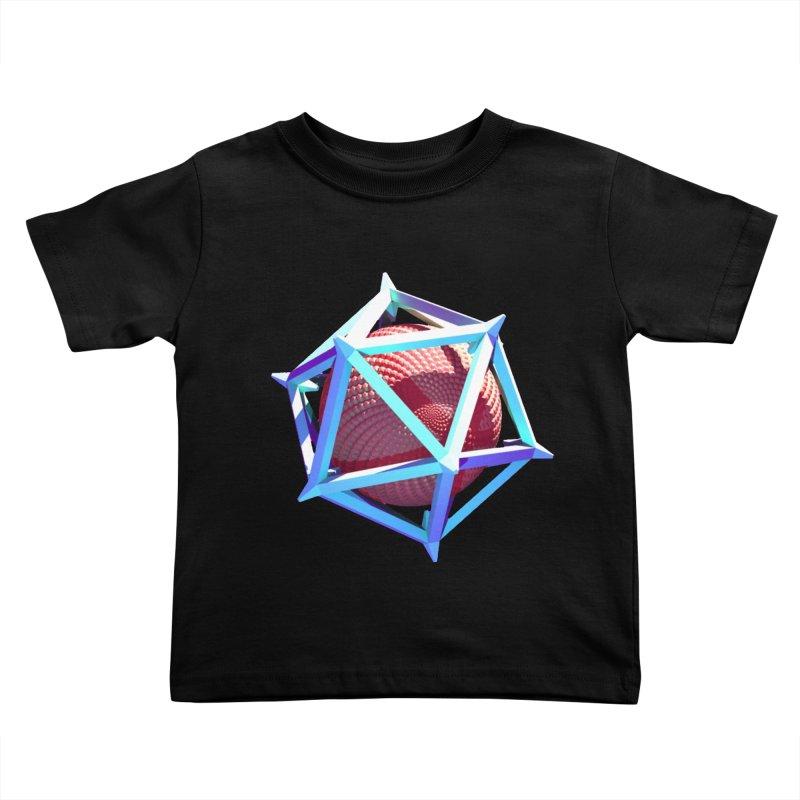 Hollow Icosahedron   by Angie Jones