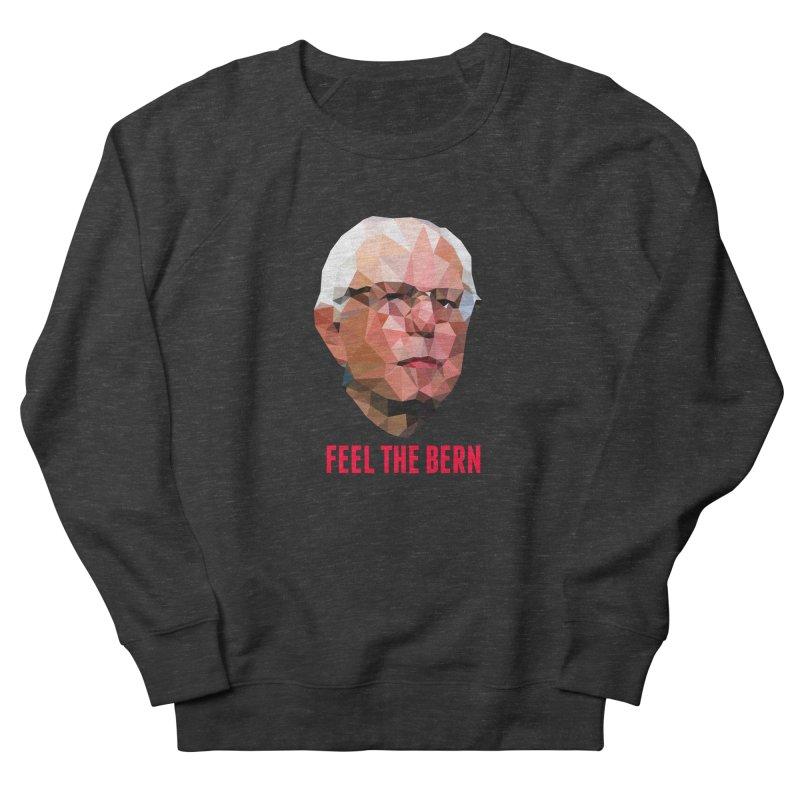 Bernie Women's Sweatshirt by Angie Jones