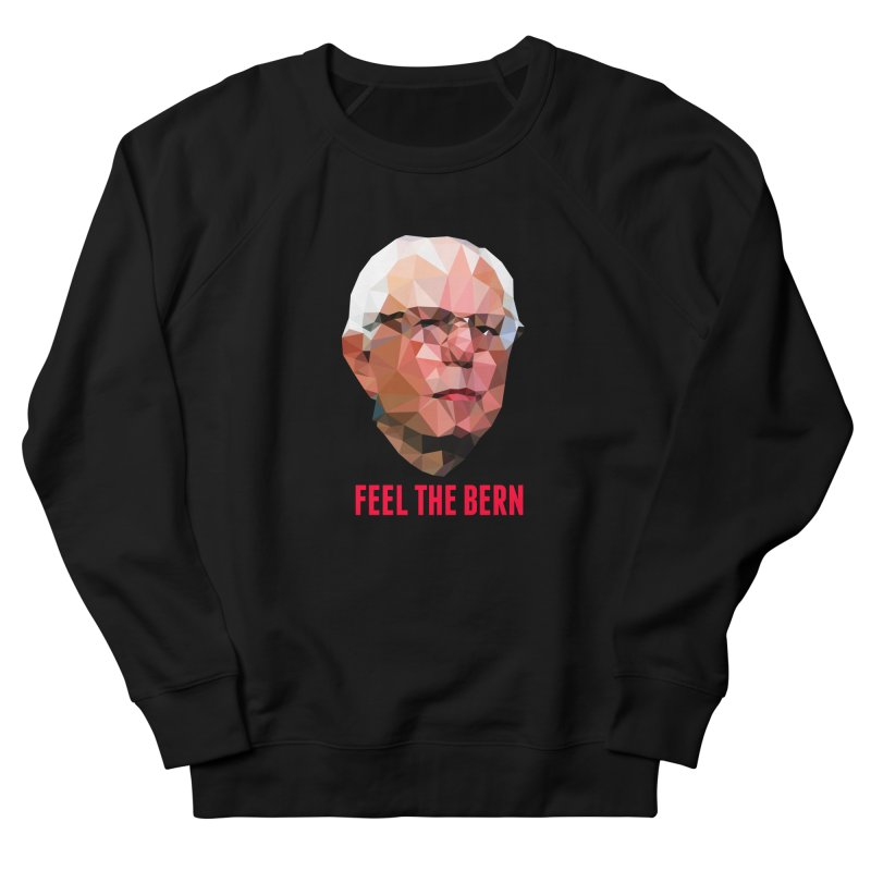 Bernie Women's Sweatshirt by Angie Jones