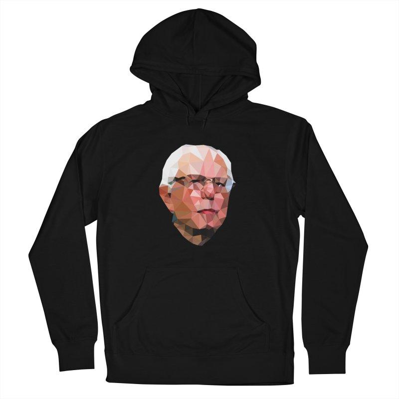 Bernie II Men's Pullover Hoody by Angie Jones
