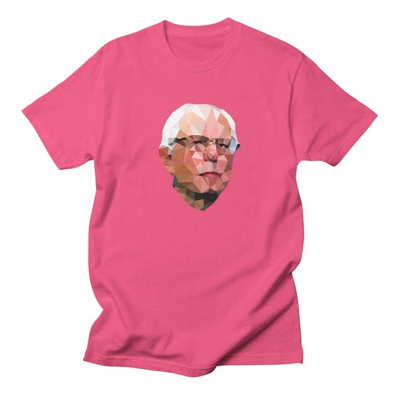 Bernie II Men's T-shirt by Angie Jones