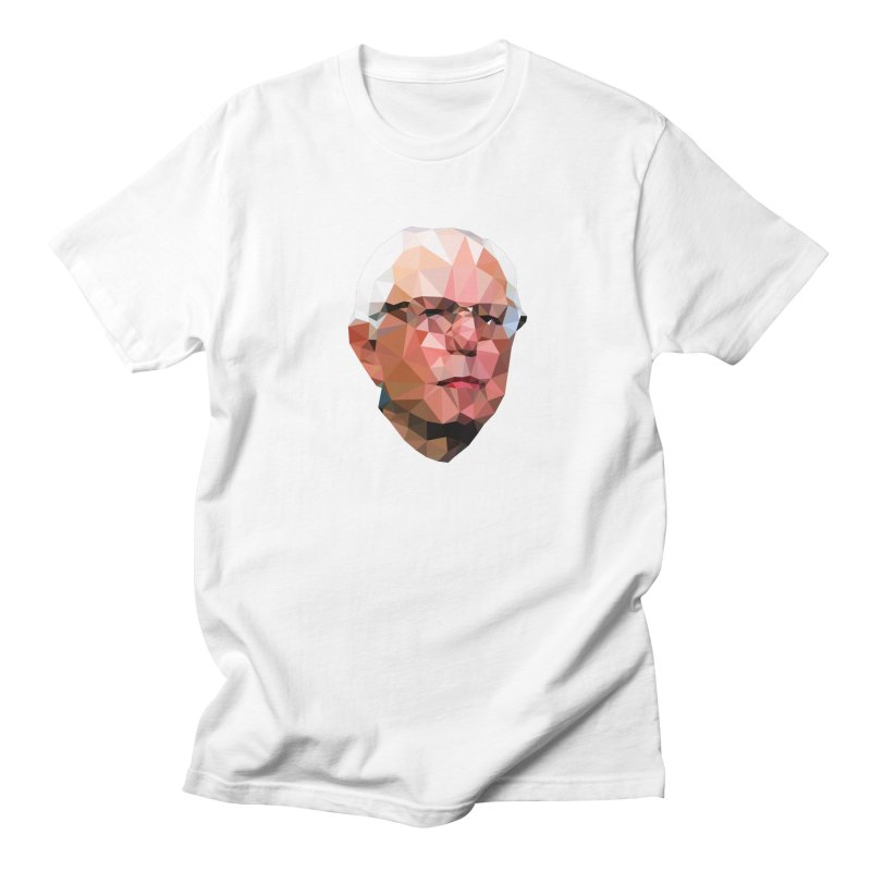 Bernie II Men's T-Shirt by Angie Jones