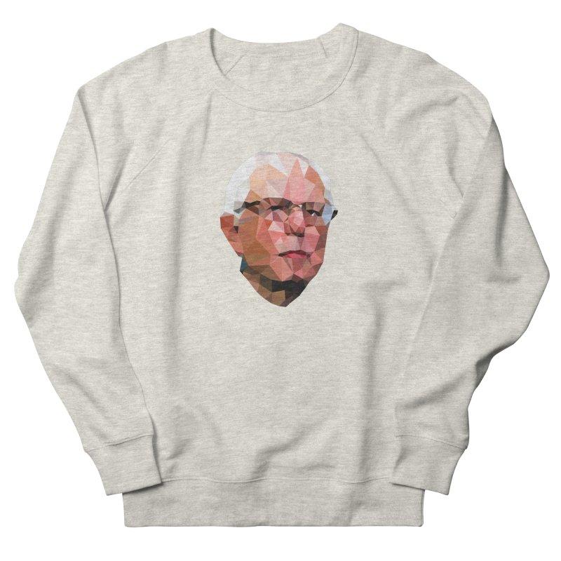 Bernie II Men's Sweatshirt by Angie Jones