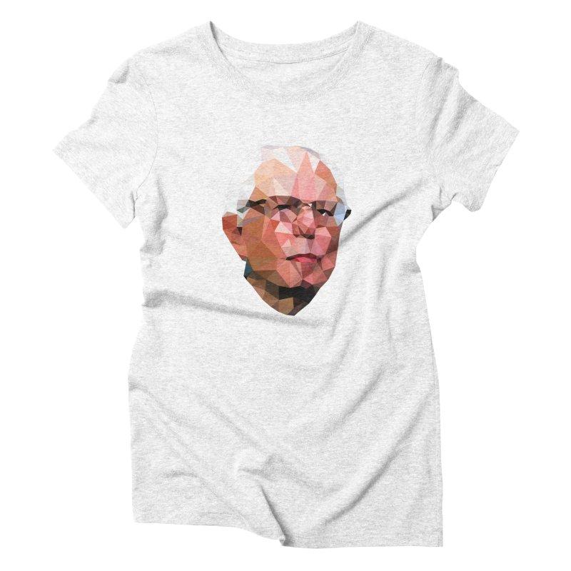 Bernie II Women's Triblend T-shirt by Angie Jones