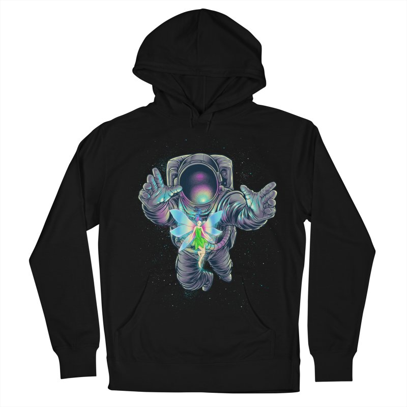 Spacefairy Women's Pullover Hoody by angoes25's Artist Shop
