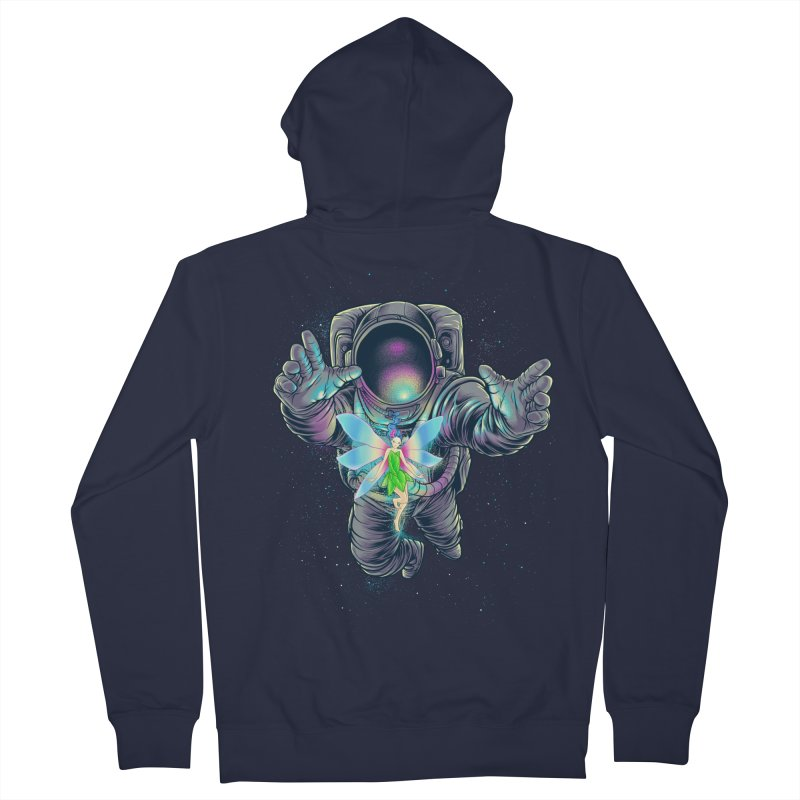 Spacefairy Women's Zip-Up Hoody by angoes25's Artist Shop