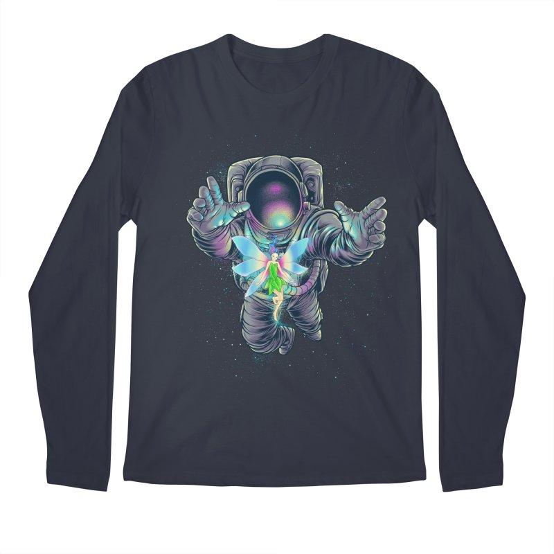 Spacefairy Men's Longsleeve T-Shirt by angoes25's Artist Shop