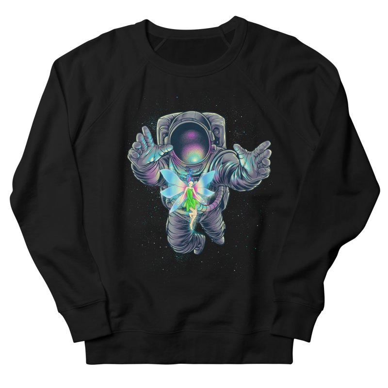 Spacefairy Women's Sweatshirt by angoes25's Artist Shop