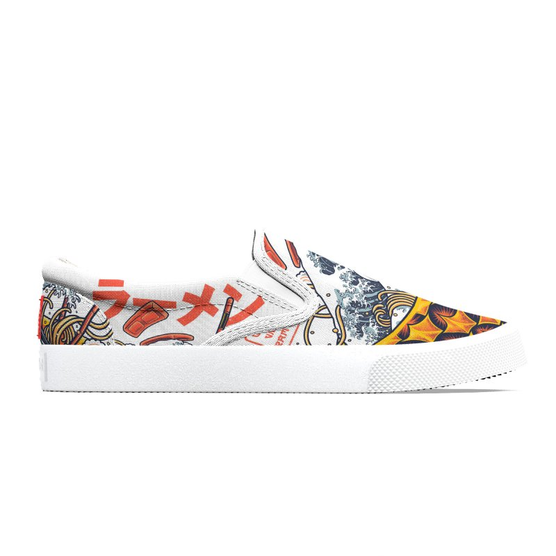 Great Vibes Ramen Men's Shoes by angoes25's Artist Shop