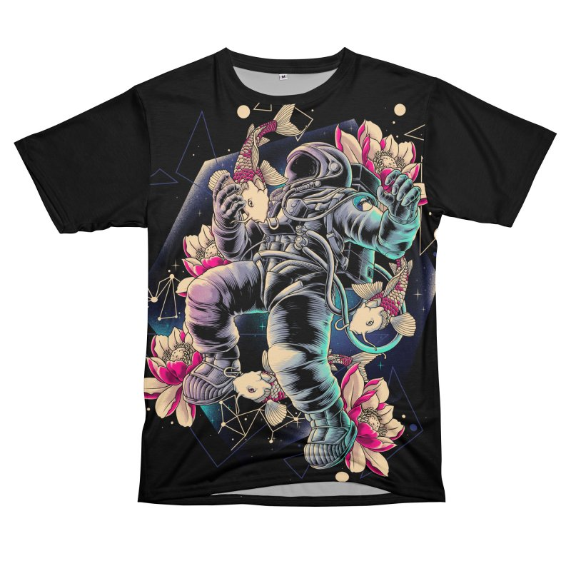 Deep Space Men's Cut & Sew by angoes25's Artist Shop