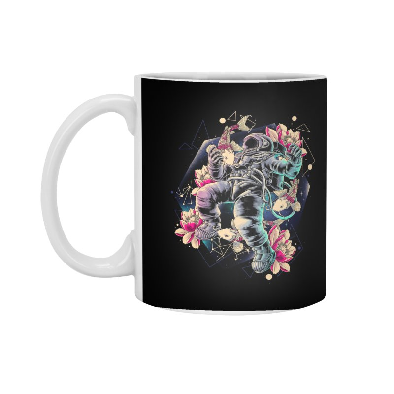 Deep Space Accessories Standard Mug by angoes25's Artist Shop