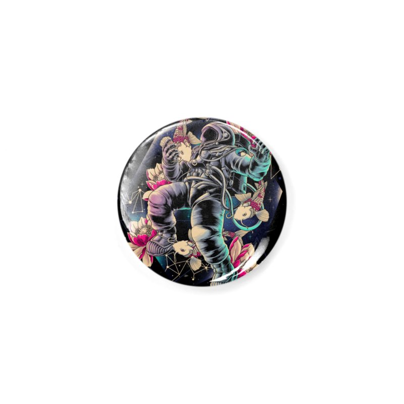 Deep Space Accessories Button by angoes25's Artist Shop
