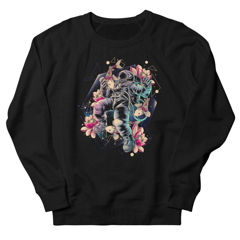 Deep Space Women's Sweatshirt by angoes25's Artist Shop