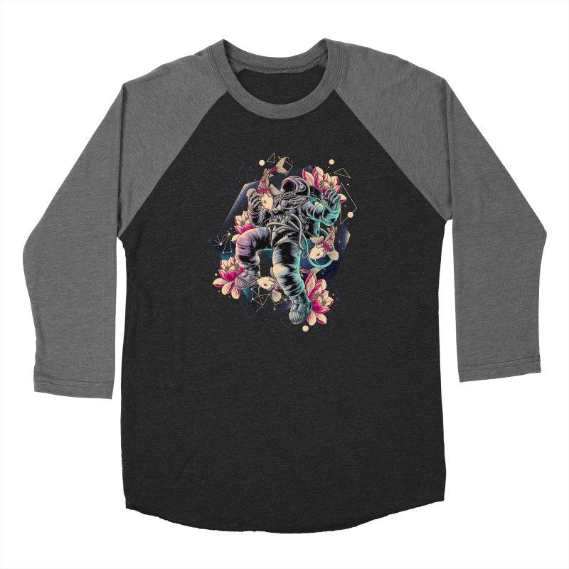 Deep Space Women's Longsleeve T-Shirt by angoes25's Artist Shop