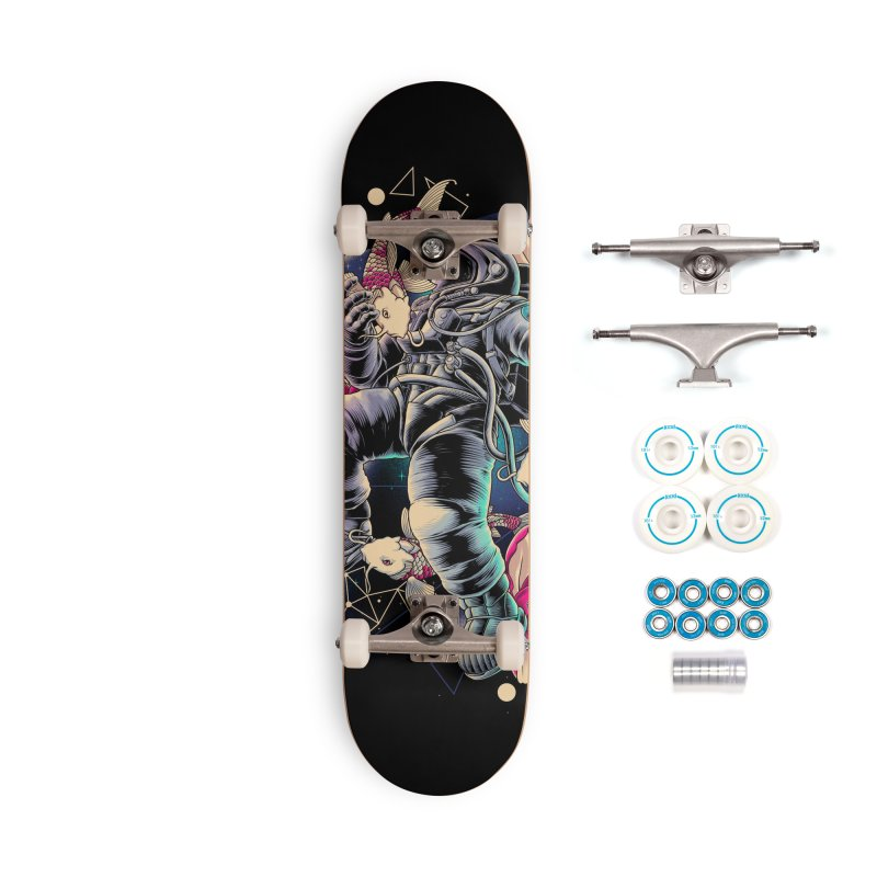 Deep Space Accessories Complete - Basic Skateboard by angoes25's Artist Shop