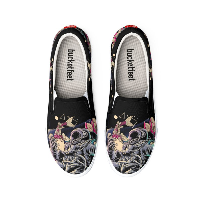 Deep Space Women's Shoes by angoes25's Artist Shop
