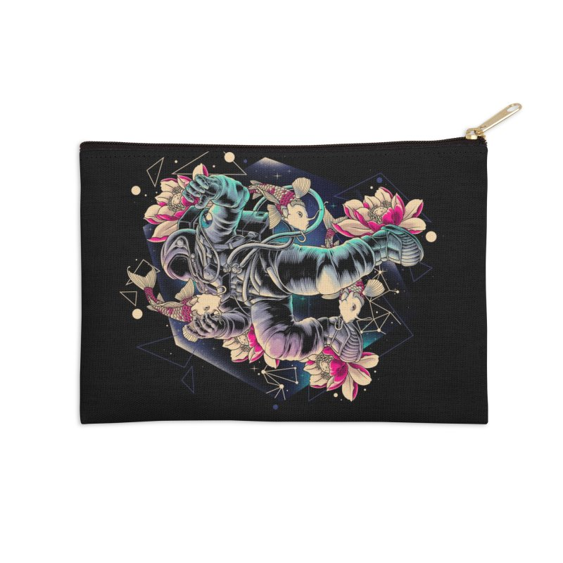 Deep Space Accessories Zip Pouch by angoes25's Artist Shop