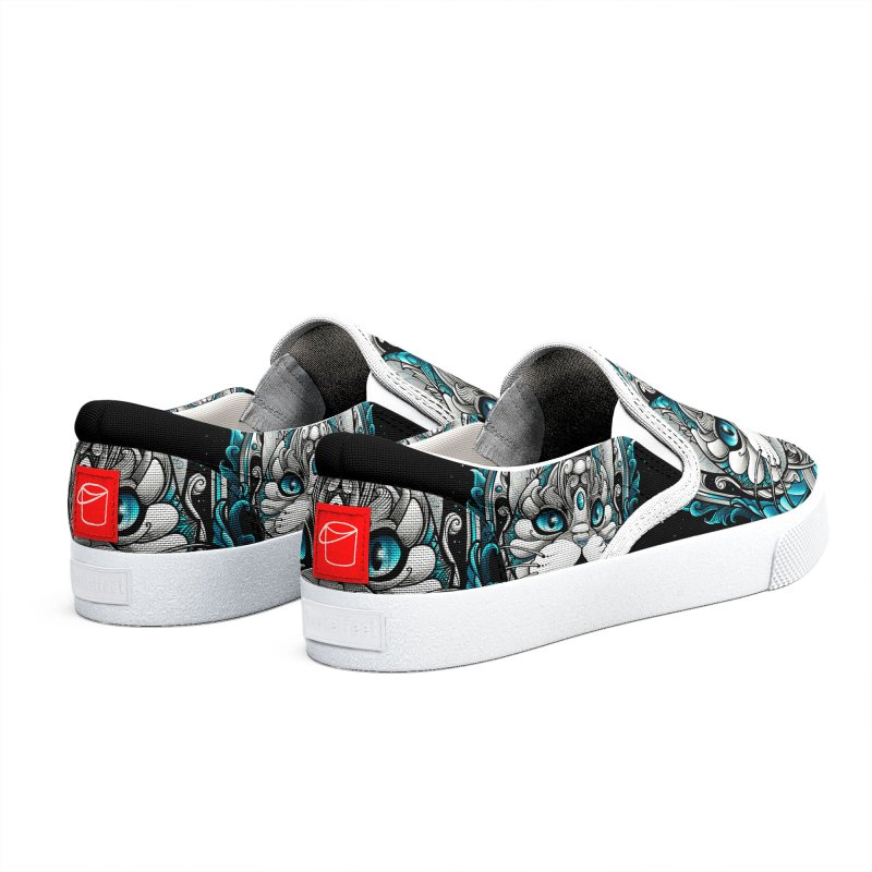 Great Cat Women's Shoes by angoes25's Artist Shop