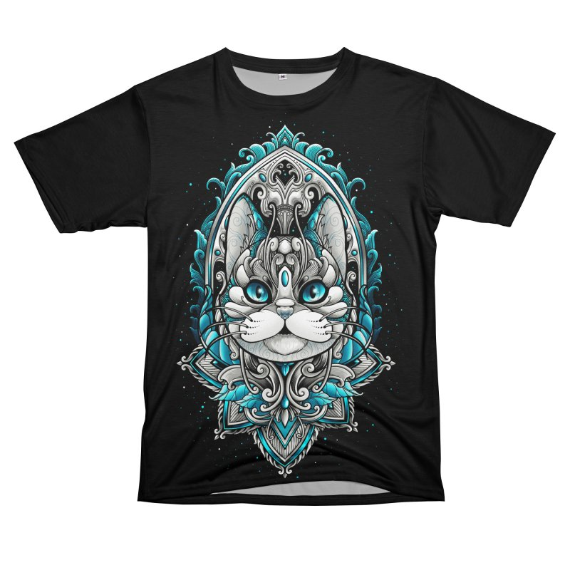 Great Cat Men's Cut & Sew by angoes25's Artist Shop