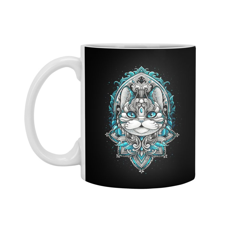 Great Cat Accessories Mug by angoes25's Artist Shop