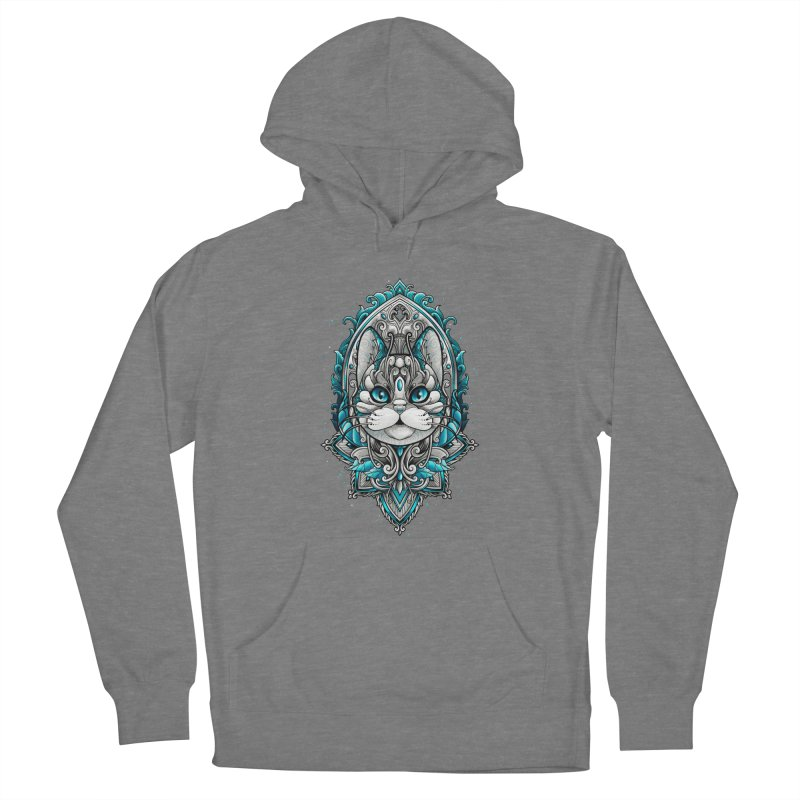 Great Cat Women's Pullover Hoody by angoes25's Artist Shop