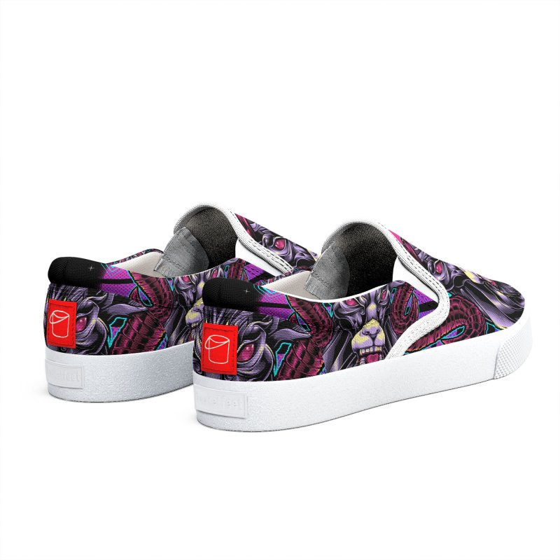 80s Badboys Club Women's Shoes by angoes25's Artist Shop
