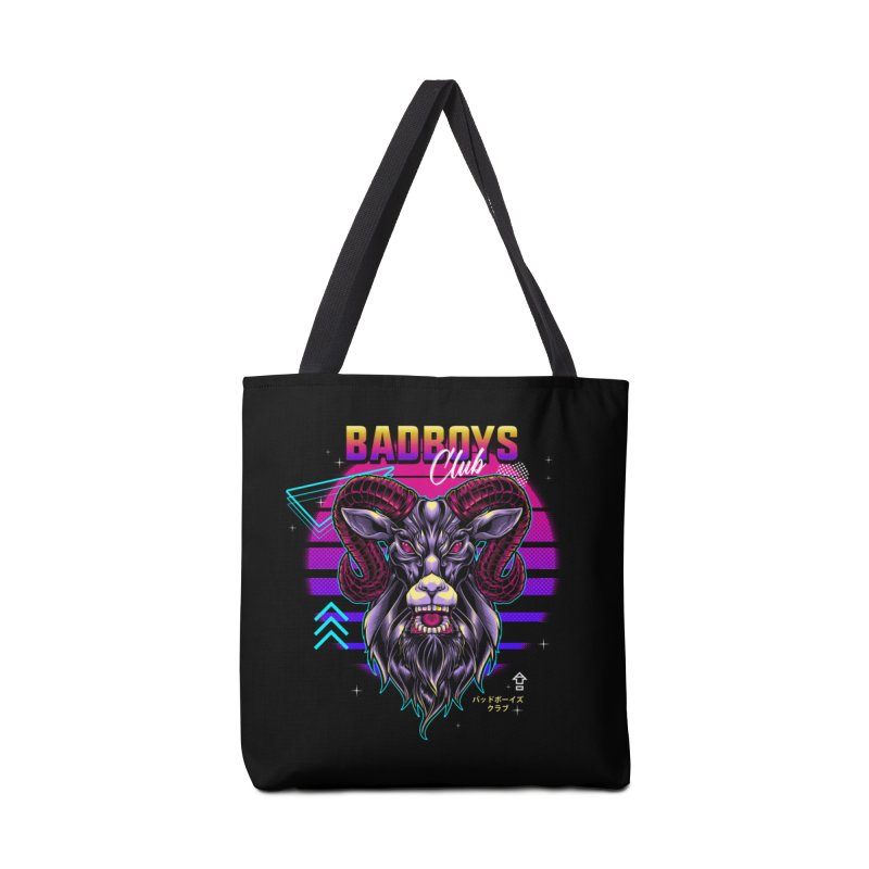 80s Badboys Club Accessories Bag by angoes25's Artist Shop