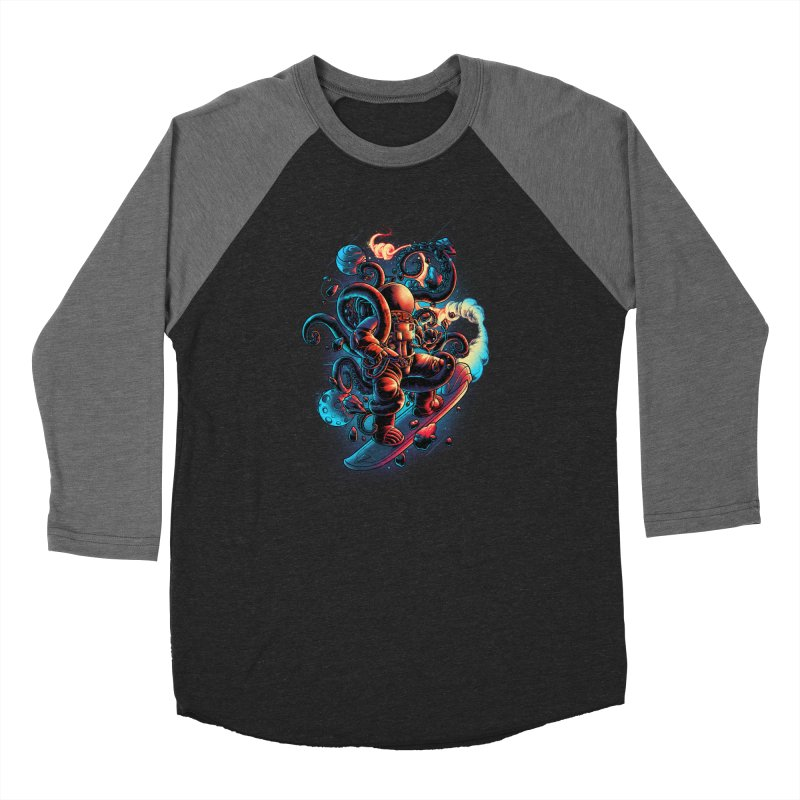 Lost in Space Women's Longsleeve T-Shirt by angoes25's Artist Shop