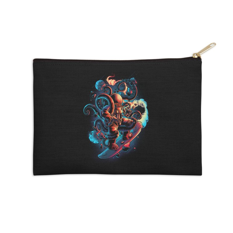 Lost in Space Accessories Zip Pouch by angoes25's Artist Shop
