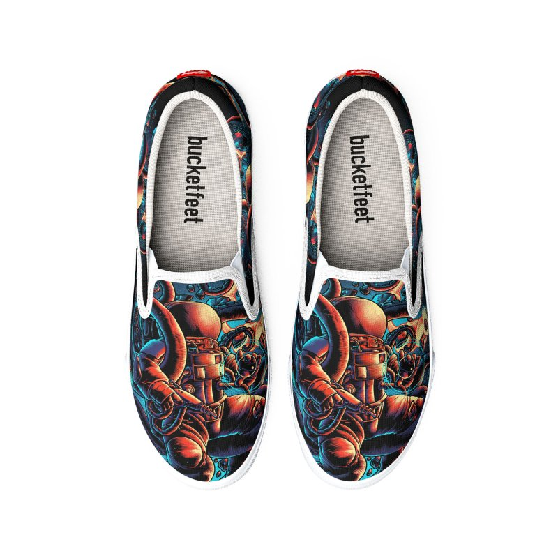 Lost in Space Women's Shoes by angoes25's Artist Shop