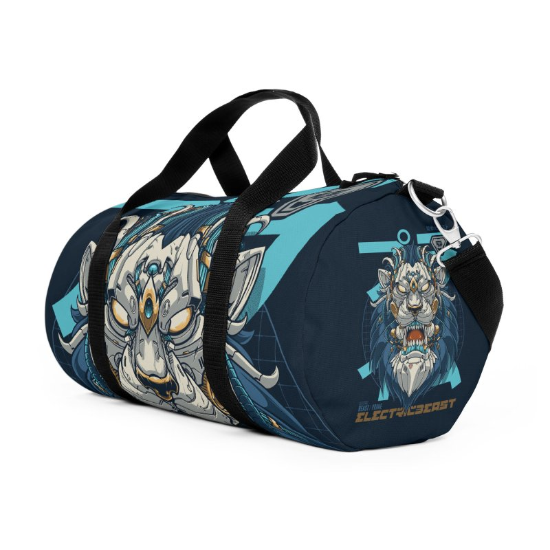 Electric Beast - Prime - Mechalion Accessories Bag by angoes25's Artist Shop