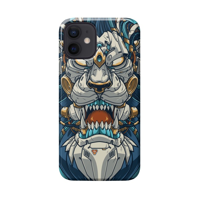 Electric Beast - Prime - Mechalion Accessories Phone Case by angoes25's Artist Shop