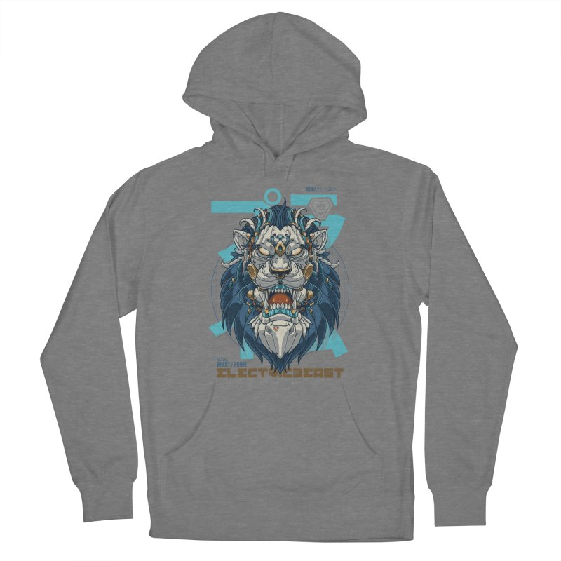 Electric Beast - Prime - Mechalion Women's Pullover Hoody by angoes25's Artist Shop