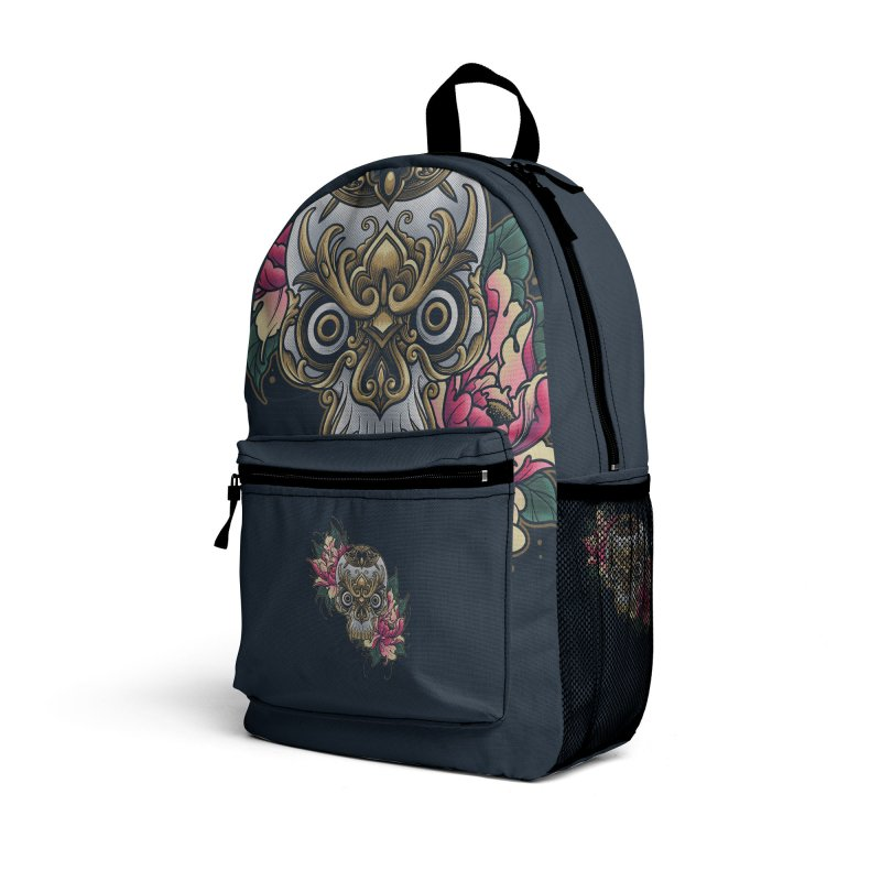 Dark and Beauty Accessories Bag by angoes25's Artist Shop